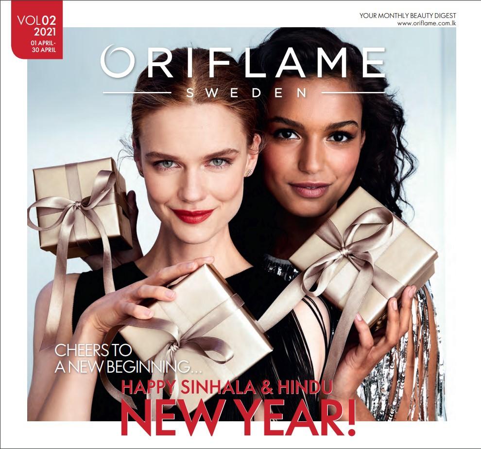 Oriflame Catalogue Sri Lanka